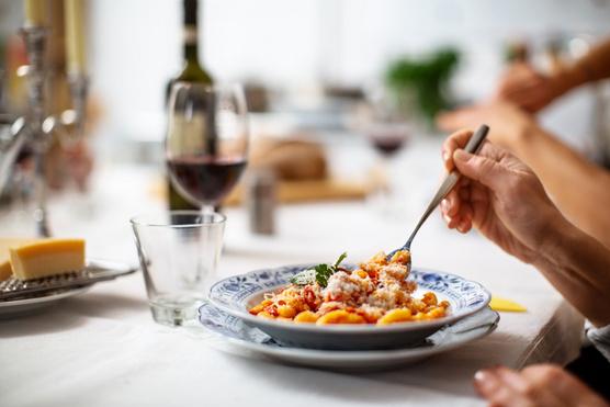Lehet egy egyszerű étel is elegáns fogás.