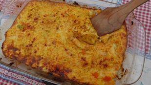 Vega ételekben is finom a zakuszka főleg sajttal és édesburgonyával