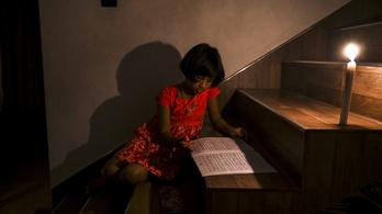 Hétórás áramszünet bénította meg Srí Lankát