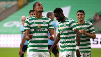 Eldőlt, a Celtichez mehet a Fradi a BL-ben, ha továbbjutnak