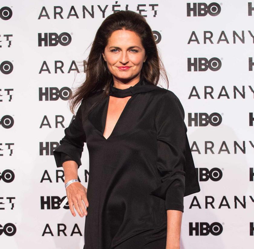 AZ HBO Aranyélet című sorozat harmadik évadának díszbemutatóján 2018-ban.