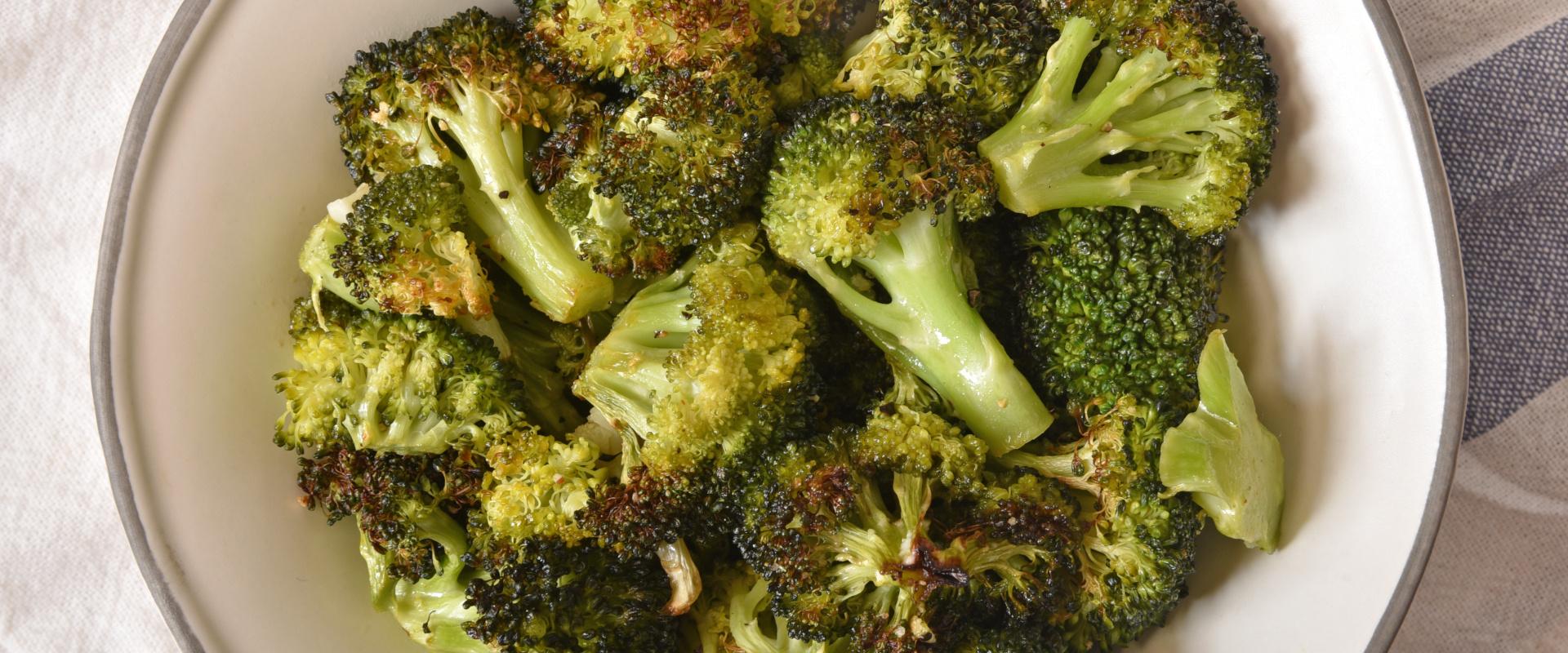 sült brokkoli cover