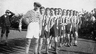 Mennyire szerette Horthy Miklós a focit?