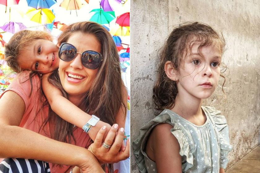 A jobb oldali képet Nánási Pál januárban készítette, míg a bal egy tavalyi fotó. Egyértelműen komolyabb lett Mici arca.