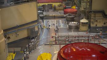 Ismét teljes gőzzel üzemel a paksi atomerőmű