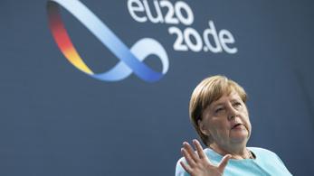 Merkel: az EU nem ismeri el a belarusz elnökválasztás eredményét