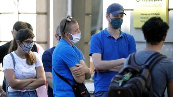 Tovább romlott a járványhelyzet Horvátországban