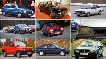 Az Év Autója-díj dobogósai mint használt autók VI. – 1979-1981.