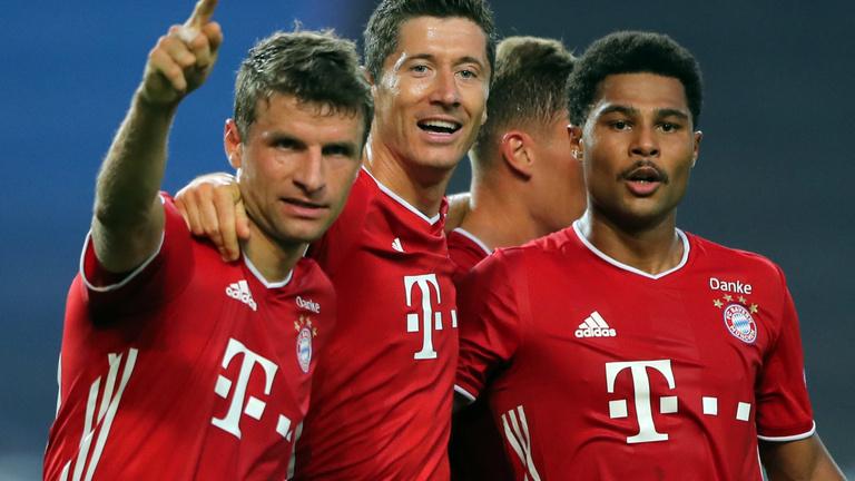 A Bayern félgőzzel is legyőzte a Lyont, újra BL-döntős
