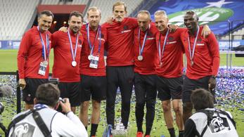 Apró kis életjelet mutatott a magyar futballszakma
