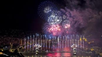 Hiányzik Európa legnagyobb tűzijátéka? Pótolja velünk!