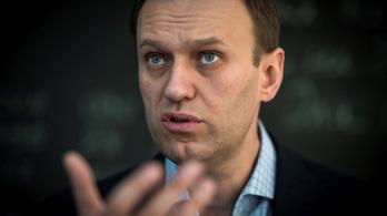 Németországból küldenek mentőrepülőt a kómába került Navalnijért