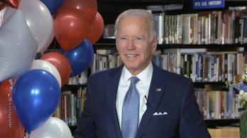 Joe Biden elfogadta az elnökjelöltséget