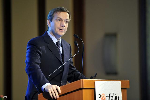 Bajnai Gordon a Budapest Economic Forumon