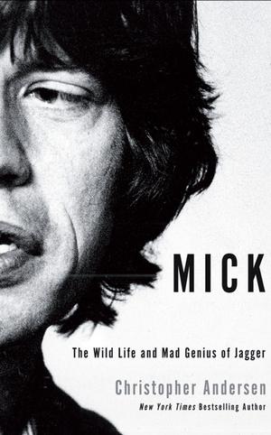 Mick Jagger új életrazi könyve