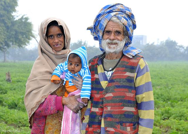 A teljes család 2010-ben