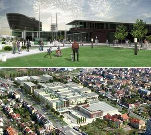Ilyen volt, ilyen lett. A 2006-os, és a 2009-es terv a Bosnyák térről.