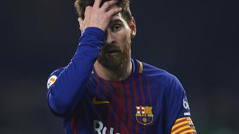 Messi még nem tudja, marad-e Barcelonában