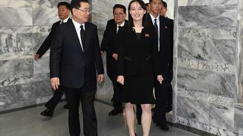 Észak-Korea: erősödik a diktáror húga