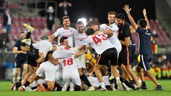 Az El-specialista Sevilla megint megcsinálta, hatodszor övék a trófea
