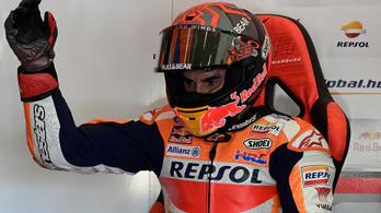 Már most biztos, hogy elmarad a címvédés a MotoGP-ben