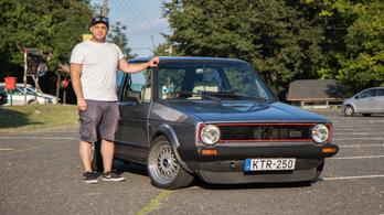 Használtteszt: Volkswagen Golf I GTI - 1982.