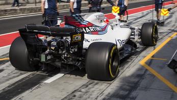 Amerikai befektető vette meg a Williams Forma-1-es csapatát