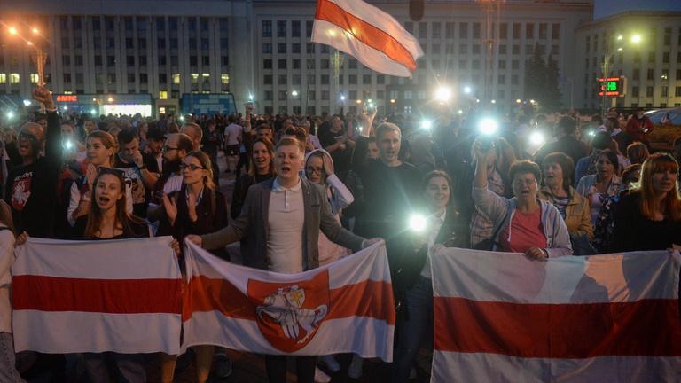 Intő jel lehet Putyinnak a belaruszok tiltakozása