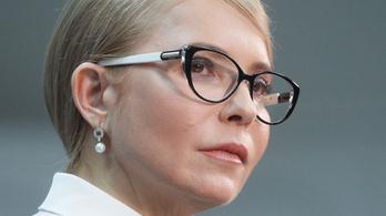 Julija Timosenko is megfertőződött az új koronavírussal