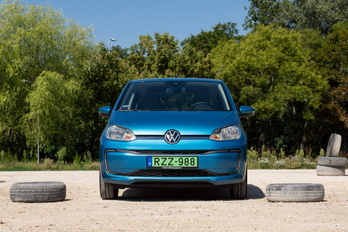Volkswagen up 2011