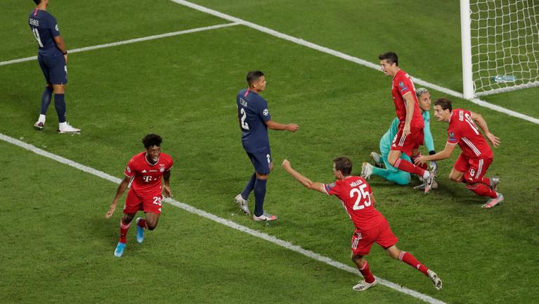 Paris Saint-Germain–Bayern München
