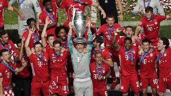 UEFA Év csapata: nyilvánosságra hozták az ötven jelöltet