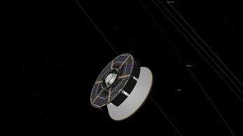 Élőben lehet követni a NASA marsjárójának útját