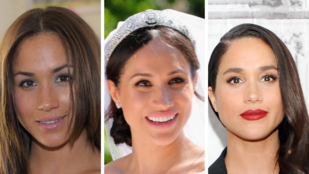 Így lett Meghan Markle visszafogottan híres színésznőből hercegné, hercegnéből pedig celeb