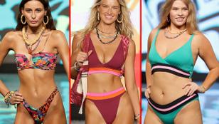 Ilyen sokféle női test volt Miami leghaladóbb bikinibemutatóján