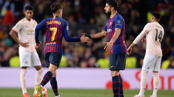 Suárez otthagyja a Barcelonát, de Coutinho visszatér
