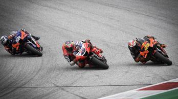 Bődületes a MotoGP, ha nincs Márquez