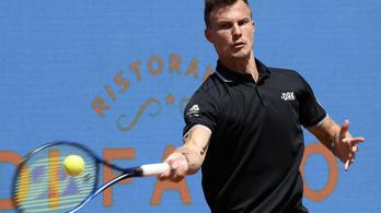 Fucsovics top 20-as játékost győzött le a US Open főpróbáján