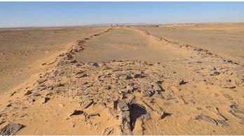 Szaúd-Arábiában találták meg a világ legősibb műemlékeit