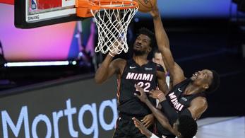 Söpört a Miami Heat, négy év után nyertek ismét párharcot a rájátszásban
