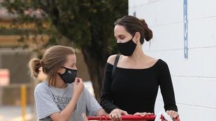 Angelina Jolie-ék jól feltankoltak az Ápiszban