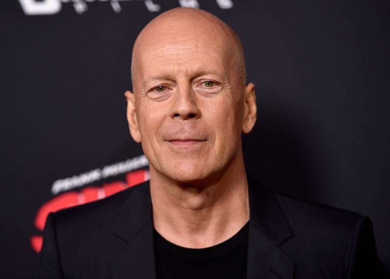 Bruce WillisA legtöbben nem néznénk ki belőle, de Bruce Willis sem mosolyog mindig