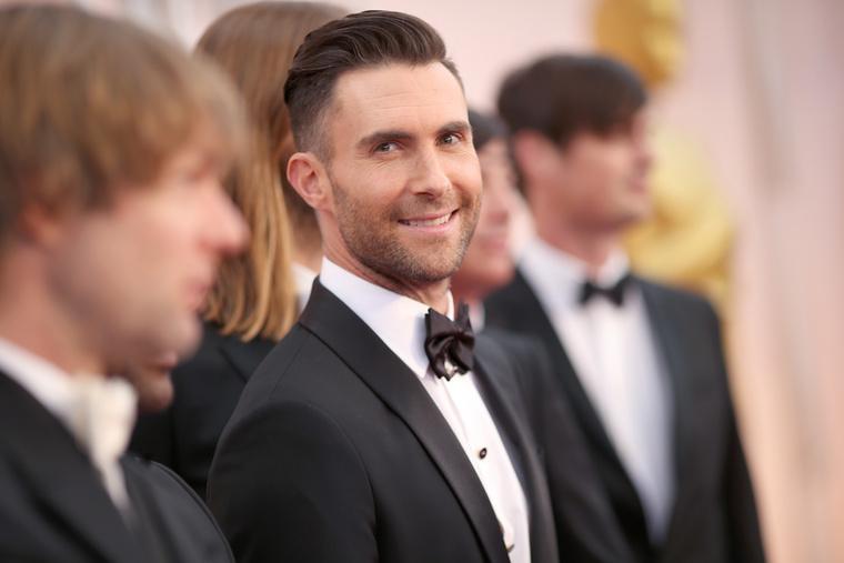 Adam LevineA Maroon 5 frontembere is képes kiábrándító dolgokat mondani