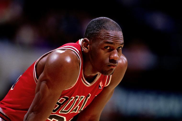Michael JordanA kosárlabdázó 2009-ben Chamillionaire napját tette pocsékká