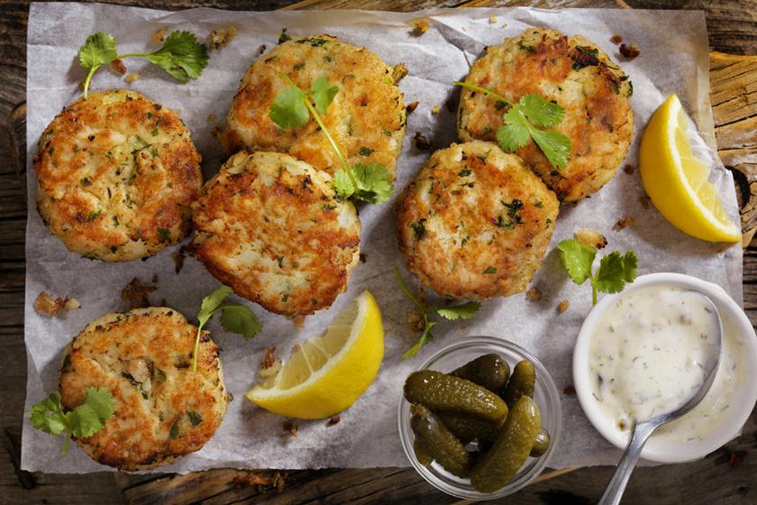 Ízletes és könnyű halfasírt – A currys fűszerezéstől pikáns, a koriandertől friss