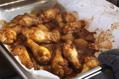 Villámgyors, sütőben sült csirkeszárny - Nagyon ropogós és fűszeres lesz