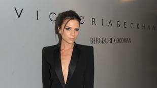 Victoria Beckham tervezi menye esküvői ruháját