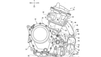 Turbó nélkül is szabadalmaztatta a Suzuki a soros kéthengeres blokkját