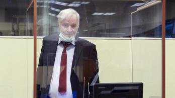 Megkezdődött Ratko Mladić fellebbviteli perének tárgyalása Hágában