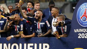 A PSG első bajnoki meccsét is elhalasztották